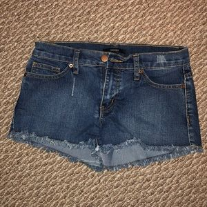 Never worn! Forever21 jean shorts.